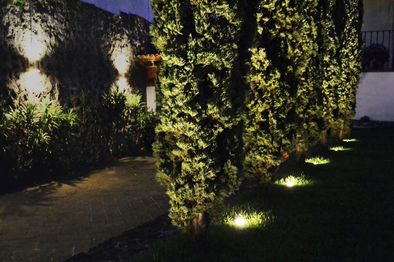 News cluzc - Iluminacion led exterior jardin ...